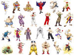 street fighter 4 wall