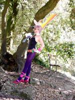 Battle Bunny Riven by ElyNeko