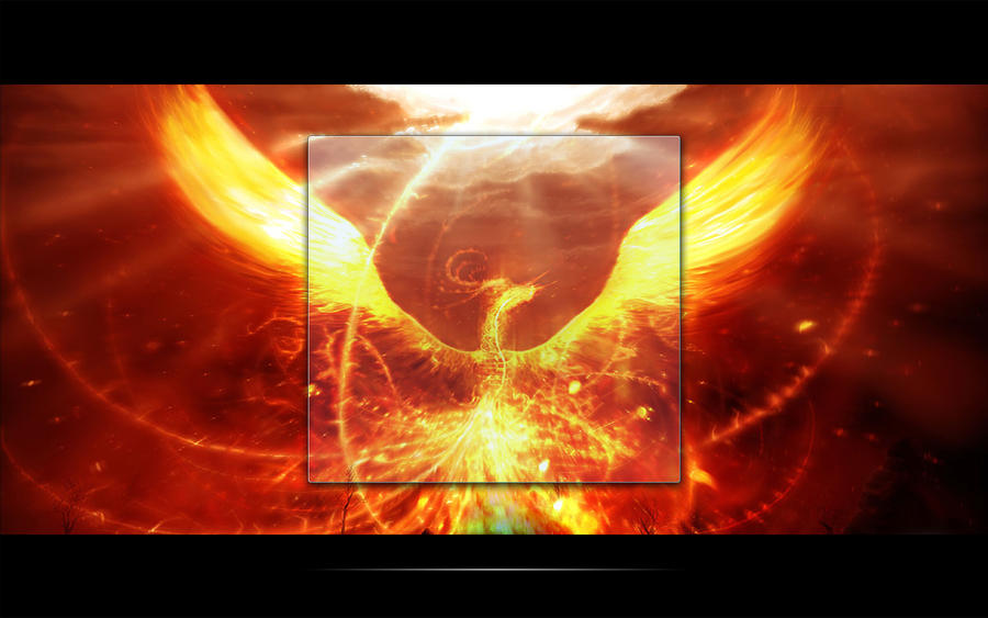 Fire Phoenix Logon Screen by Sniper115A3