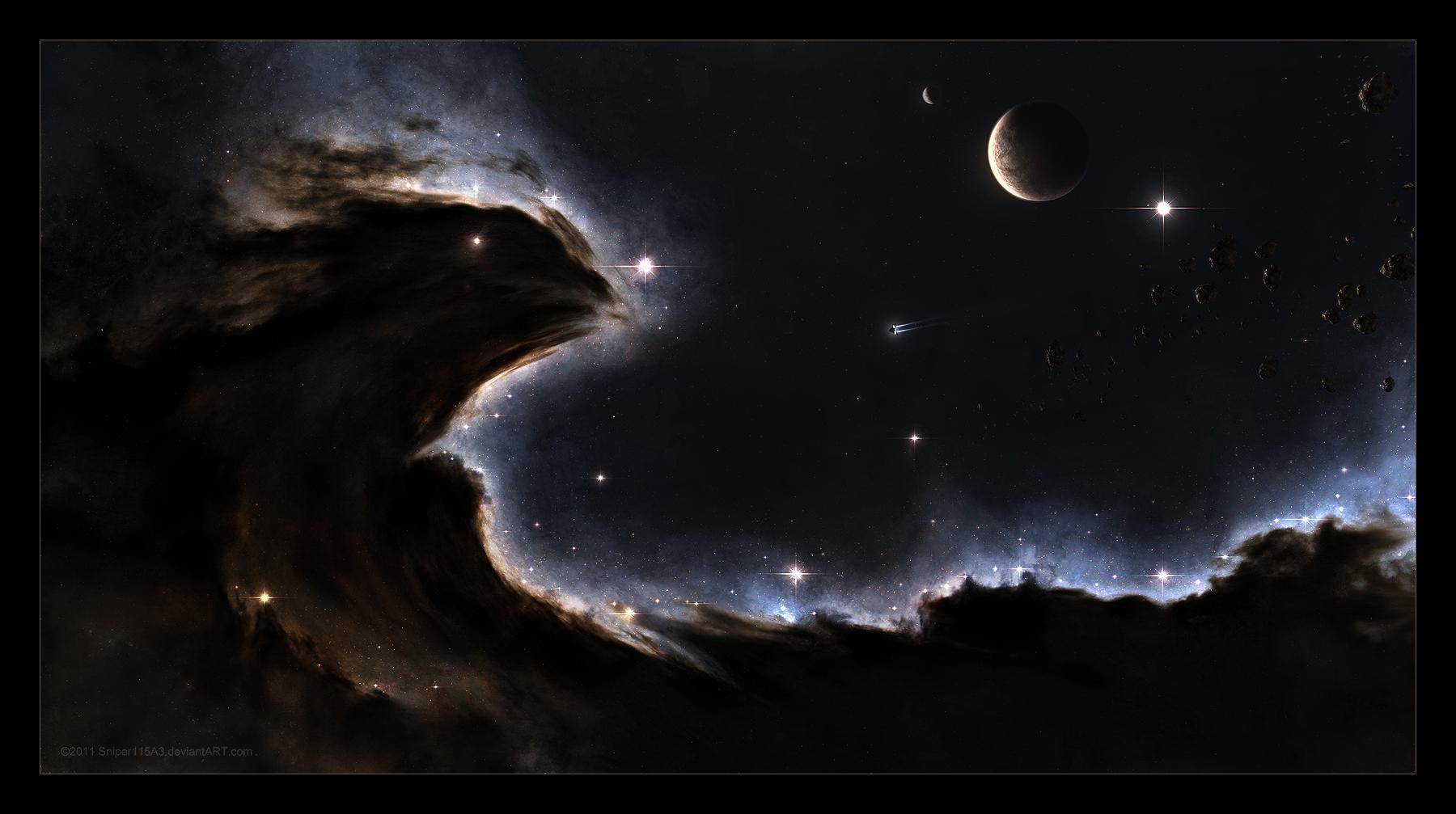 The Dragon Nebula