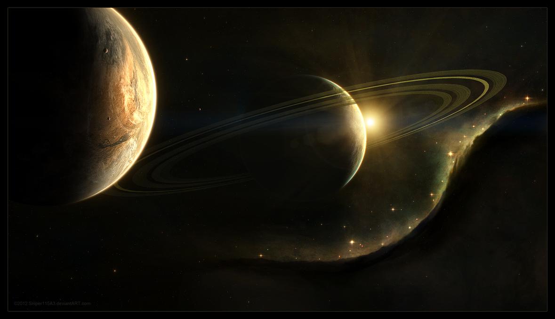 Alien World by Sniper115A3