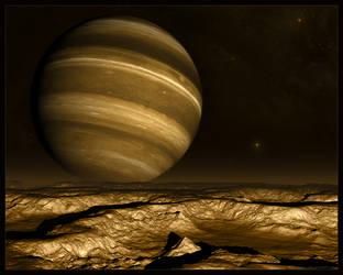 Jupiter - *My Very First 3D Upload On dA* by Sniper115A3