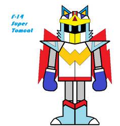 F-14 Super Tomcat by JerryKhor