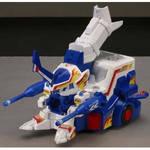 Cobalt Blaster Drive Cannon by JerryKhor