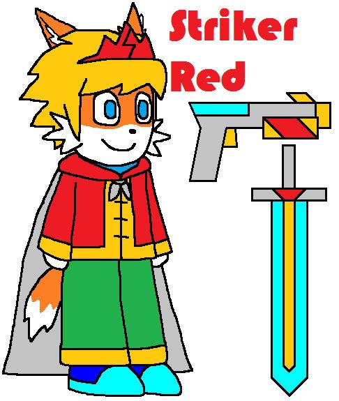Striker Red