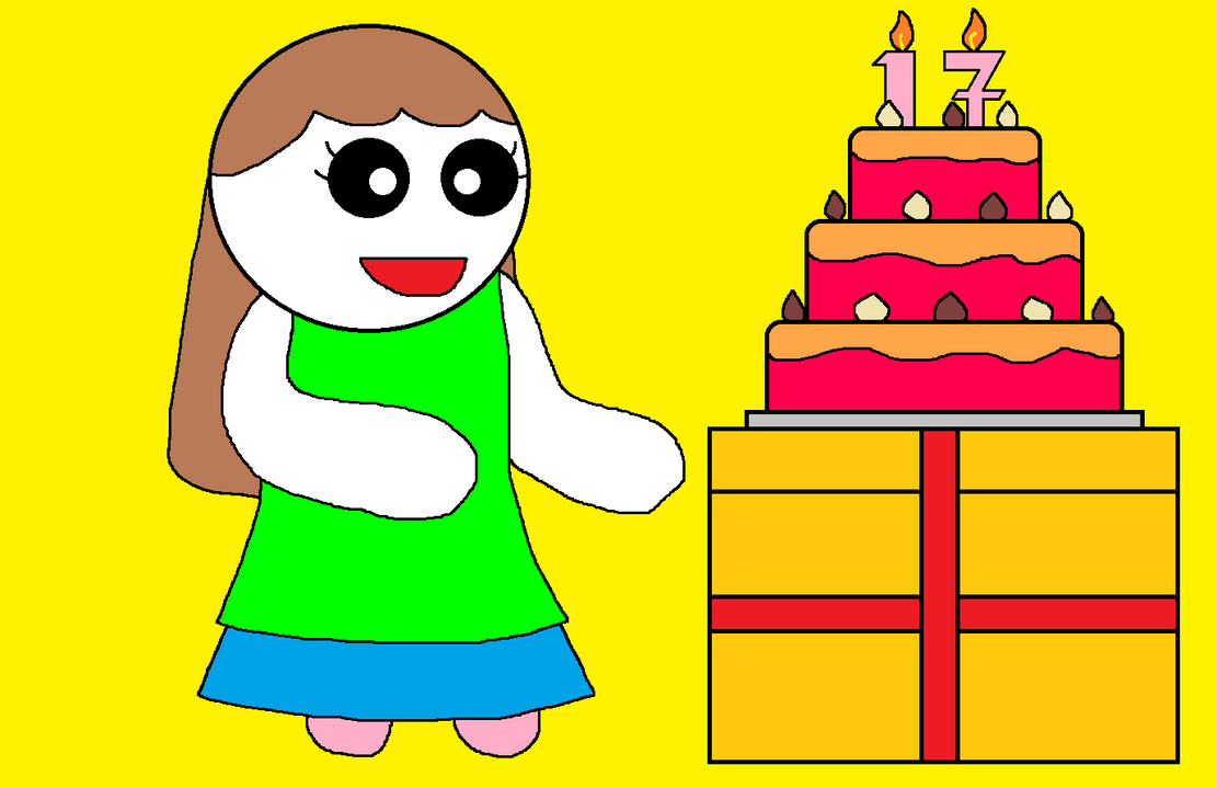 PrincessLuna04's Birthday by JerryKhor
