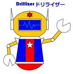 Drillizer by JerryKhor