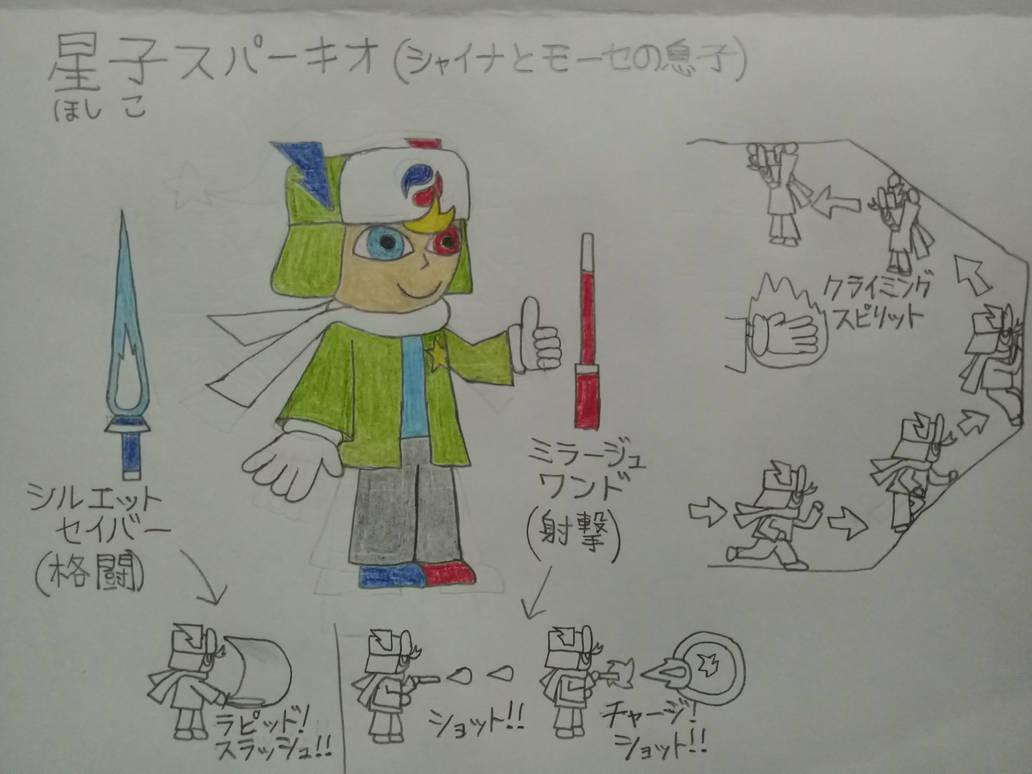 Sparkio Hoshiko