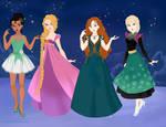 Disney Princess Met Gala 3
