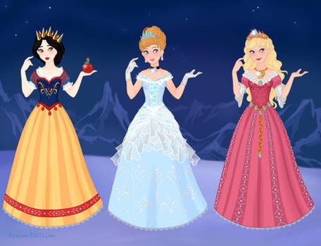 Three Queens 1