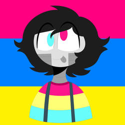 Pride Month 2019 Day 11-Pansexual by CreativeFoxx13