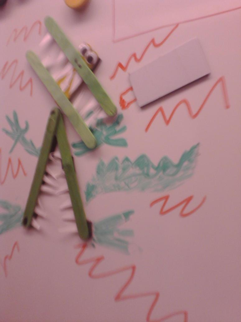 Math gator gets tased. by ragnar-thorson