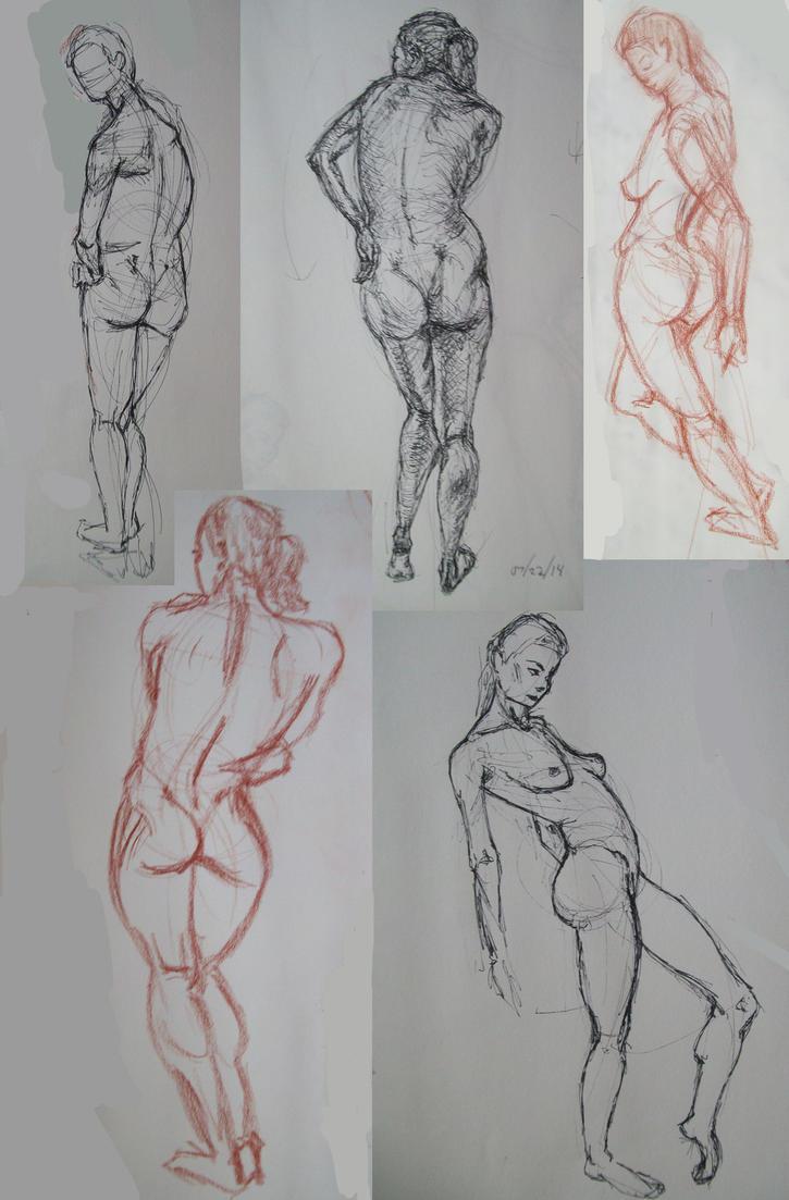 Sketch dump by RulerOfHyrule