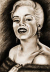 marilyn by sickglamour