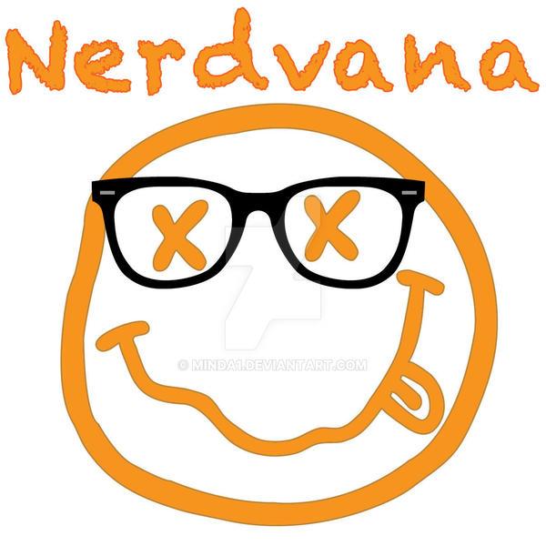 Nerdvana Logo 1 by Minda1