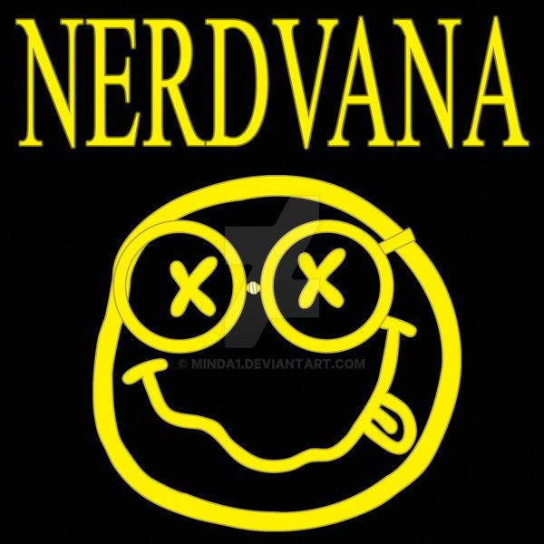 Nerdvana Logo 2 by Minda1