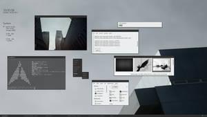 Dyne gtk3 screenshot