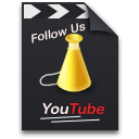 YouTube Button by TokioFeedsIce