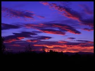 Sunset by mijakai