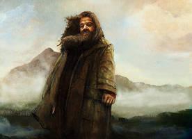 Hagrid by LevonHackensaw