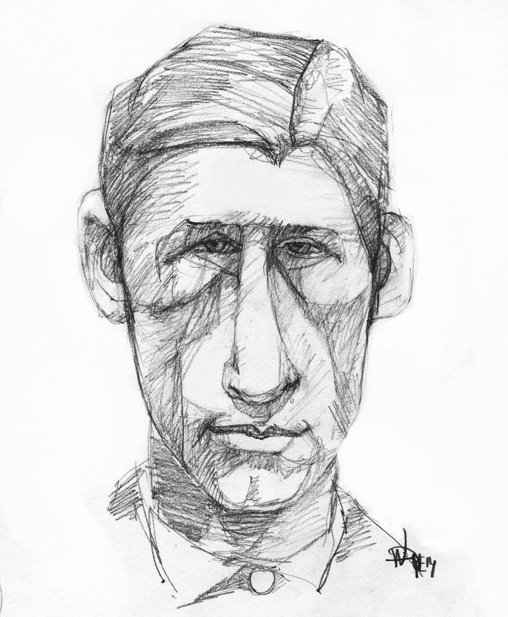 A Good Man by LevonHackensaw
