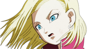 Android 18...Dragon Ball Super 2 by kevineduardhg