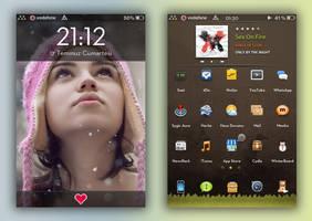Tahiry iPhone - July by kyle007