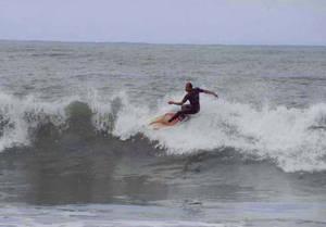 Surfers at Ubatuba-Sao Paulo 4