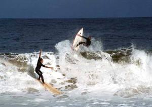 Surfers at Ubatuba-Sao Paulo 5