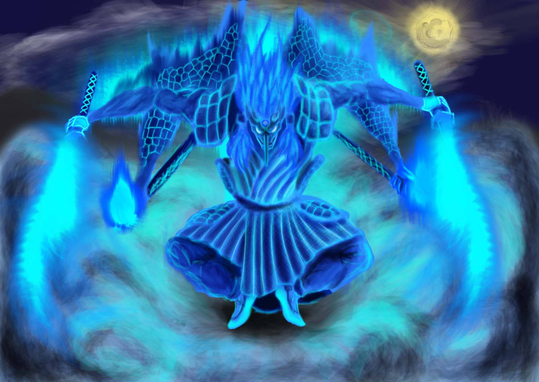 Uchiha Madara Perfect Susanoo by SUSANOOMADARA on DeviantArt
