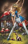Wonderland Annual 1