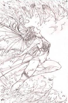 Soulfire #2 -pencils-