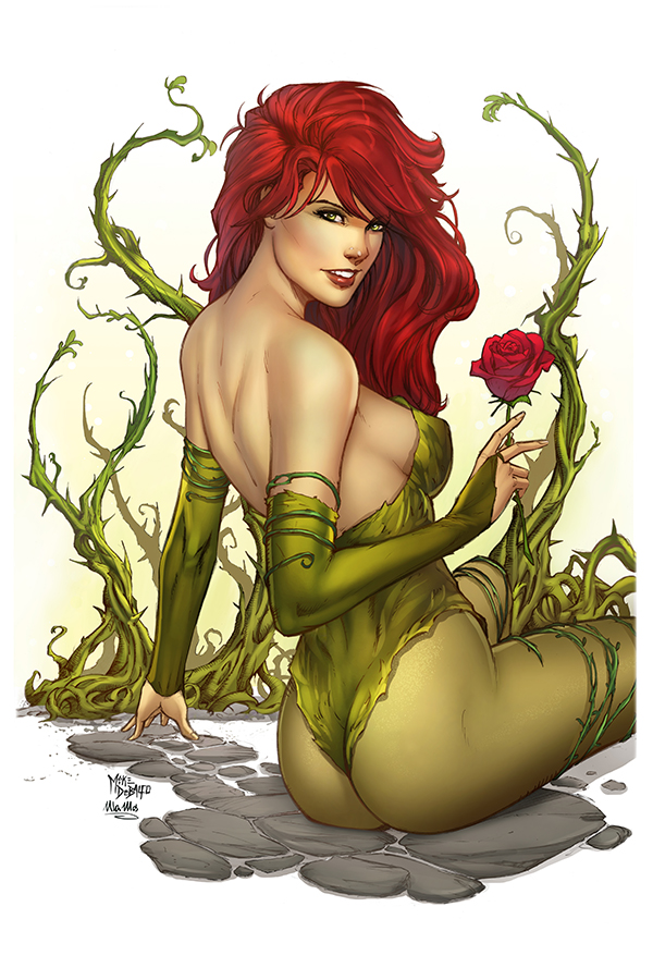 Poison Ivy by SquirrelShaver