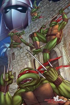 Teenage Mutant Ninja Turtles - Alamo City