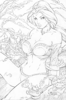 Zenescope Anniversary May - GFT #37