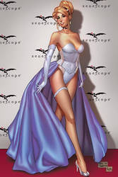 Cinderella Red Carpet VIP Exclusive Colors