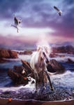 Sea Pony by GingerKellyStudio