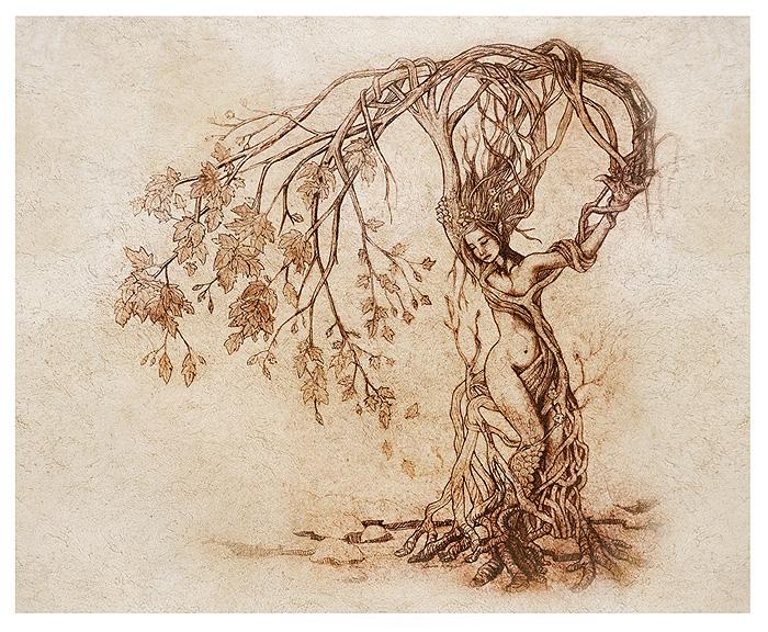 Hedgewitch by GingerKellyStudio