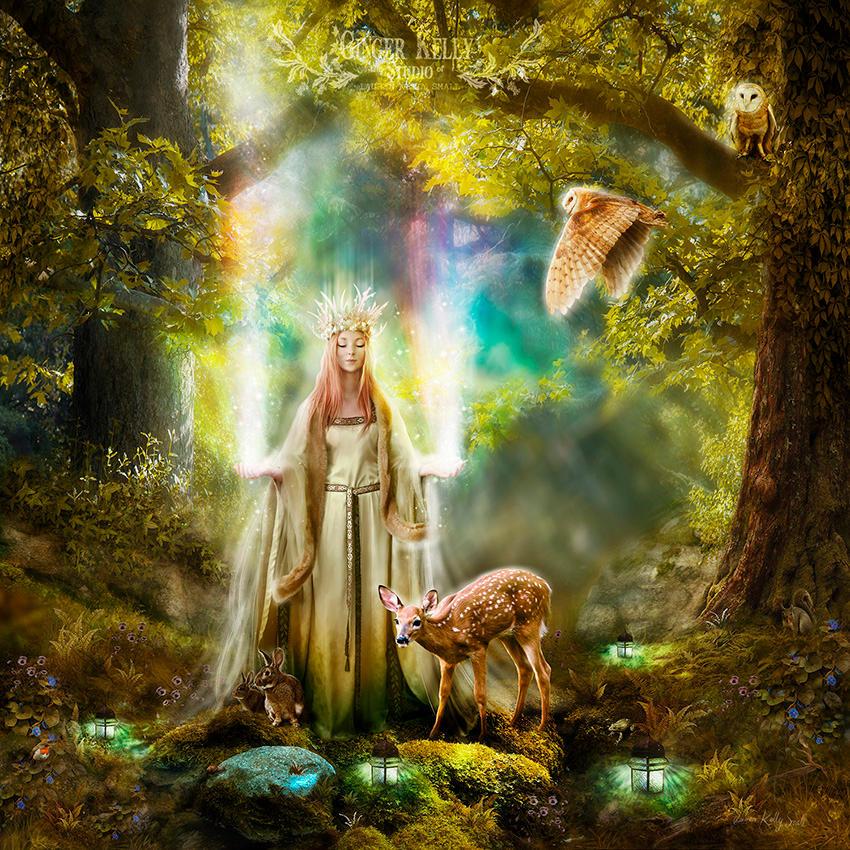 Faerie Queen of Light