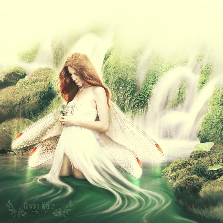Reflection by GingerKellyStudio