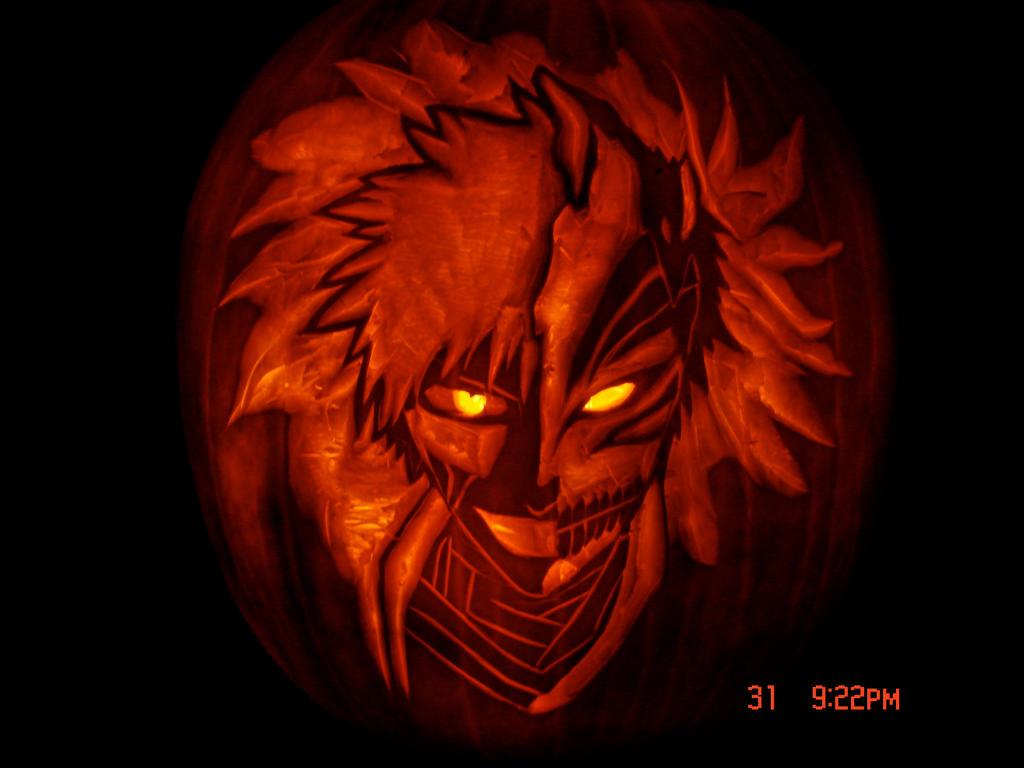 Ichigo pumpkin by hmcdlnny on deviantart