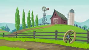 Applejack's Farm by MoHawgo