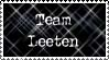 Team leeten stamp by Quila-Quila