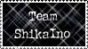 Team ShikaIno stamp by DigitalBuckShot