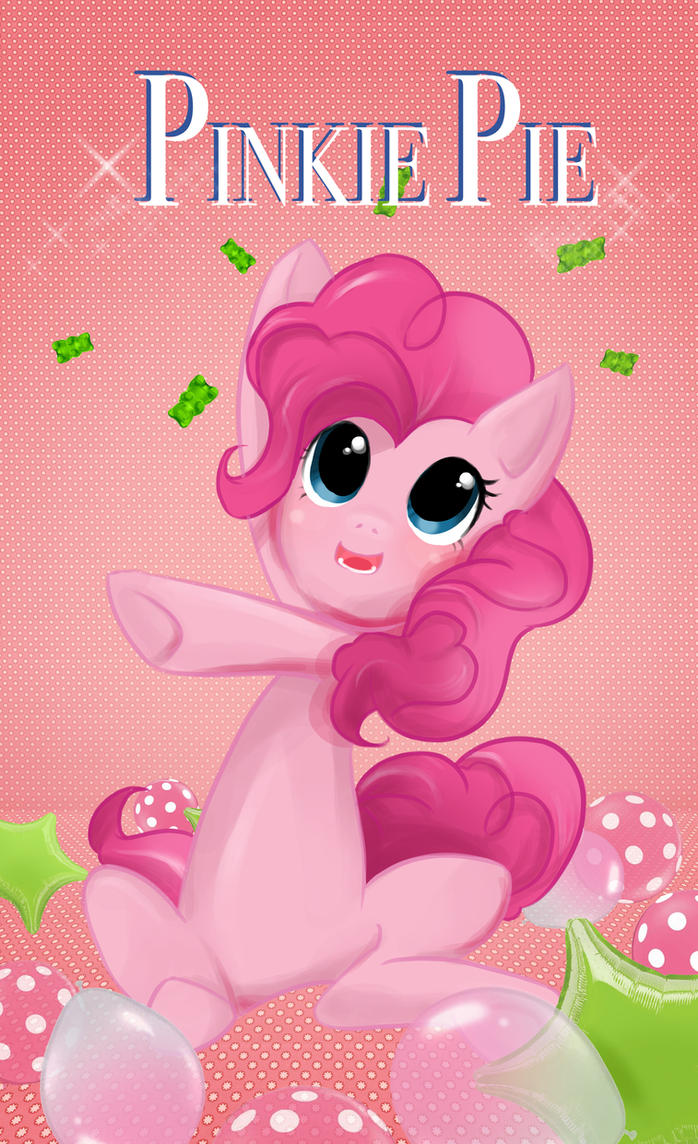Pinkiepie by Quila-Quila