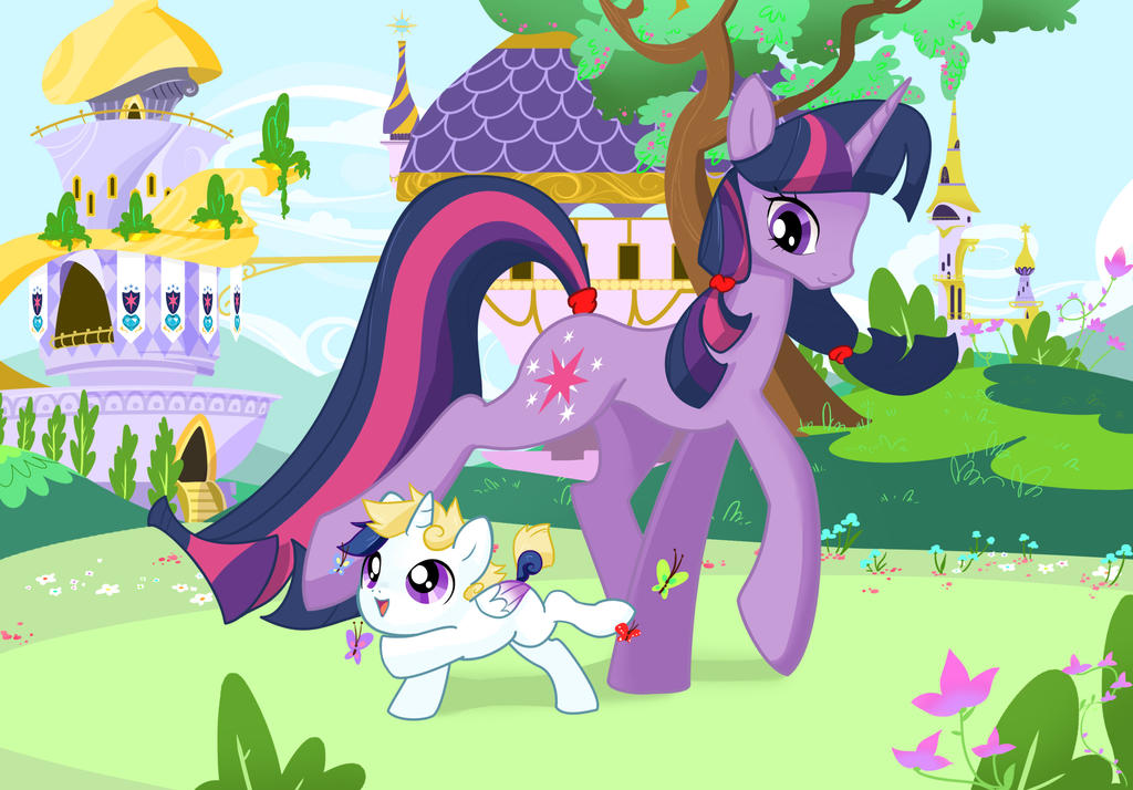 My Little Pony 101110 Robot Takeover Page 33
