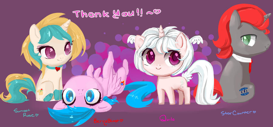 Thank you by Quila-Quila