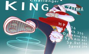 King Kazuma by BigBuxArt
