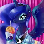 Happy Luna-ween