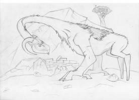 Herbivore dragon Second version OP HD 1080p
